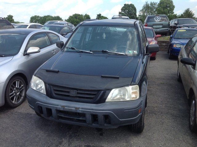 1999 Honda CR-V LX 4WD 4-Speed Automatic